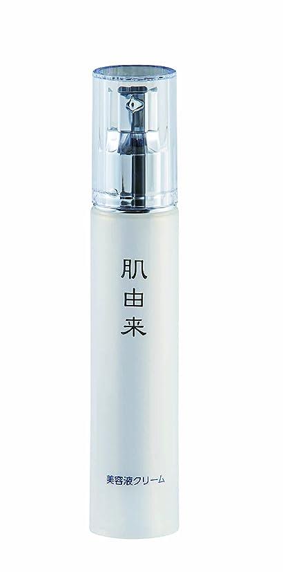 ささいな子孫正確な肌由来化粧品 美容液クリーム 50ml