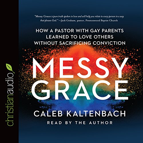 Messy Grace audiobook cover art