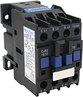 Heschen AC Contactor CJX2-1810 bobina de 220 V 50/60 Hz 3P 3