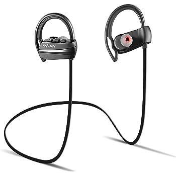 yobola Ultra Longue Autonomie Écouteurs Bluetooth 4.1 sans