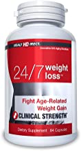 24/7 Weight Loss Age-Related Weight Loss (84 Gelatin Capsules) from Health Direct
