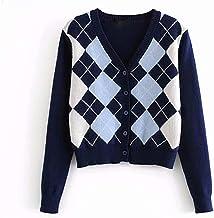 Amazon.co.uk: Blue Sweater
