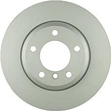 Bosch 15010055 QuietCast Premium Disc Brake Rotor For BMW: 2000 323i, 2001-2006 325Ci, 2001-2005 325i, 2001-2005 325xi, 2000 328Ci, 1999-2000 328i, 2001-2002 Z3, 2003-2007 Z4; Front