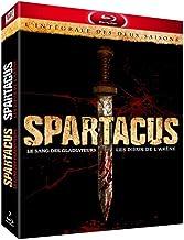 Spartacus : Le sang des Gladiateurs + Les Dieux de l'arène - L'intégrale des séries [Francia] [Blu-ray]
