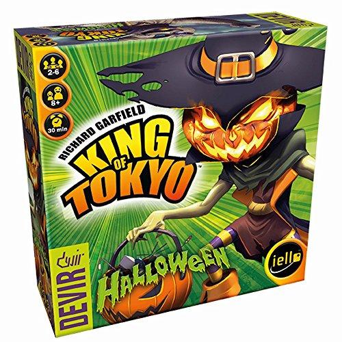 Devir- King of Tokyo Halloween (BGKOTH)
