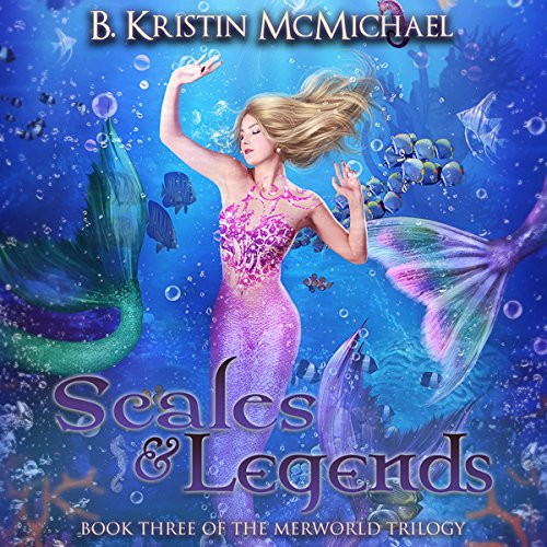 Scales and Legends audiobook cover art