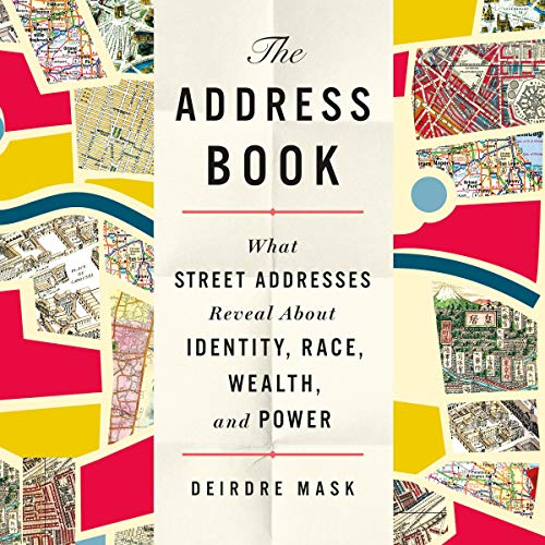 The Address Book audiobook cover art