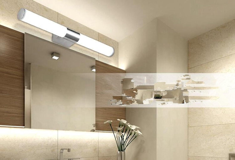 MSAJ-LED-Spiegel vorne Lichter, einfache Badezimmer Badezimmer LED Lampe Schrank Lichter,46cm