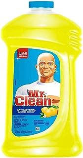Mr. Clean M. net Summer Citrus Scent, Febreze Freshness Multi Purpose Cleaner 40 Fl. Oz, Pack of 2