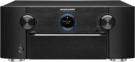 Marantz AV7704 11.2 Channel AV Audio Component Pre-Amplifier   Auro-3D, Dolby Surround Sound   Stream music via Wi-Fi, Bluetooth, AirPlay 2 & HEOS, Alexa Compatibility (Discontinued by Manufacturer)