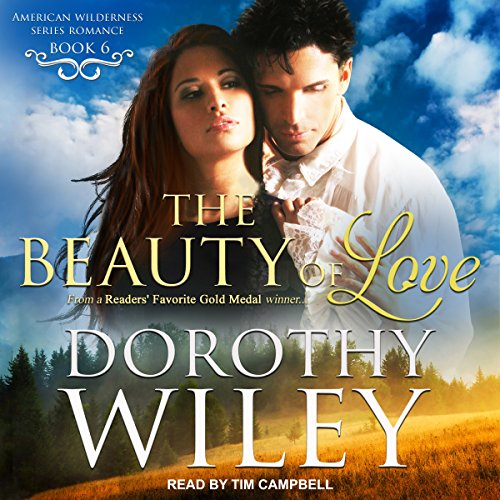 The Beauty of Love audiobook cover art