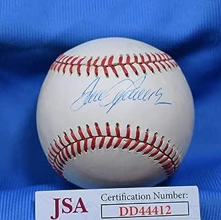 TOM SEAVER JSA Autograph National League ONL Hand Signed BasebaLL