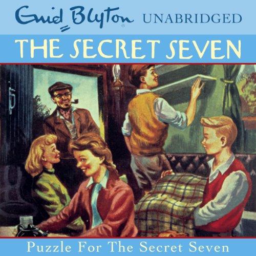 Secret Seven: 10 cover art