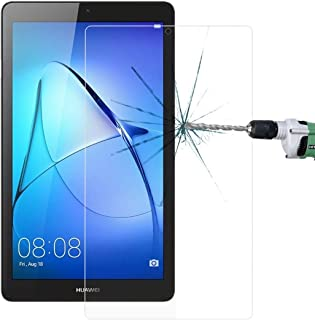 DUANDETAO For HUAWEI MediaPad T3 7.0 inch 0.3mm 9H Surface Hardness Full Screen Tempered Glass Screen Protector