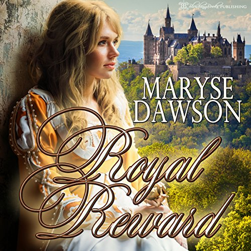 Royal Reward audiobook cover art