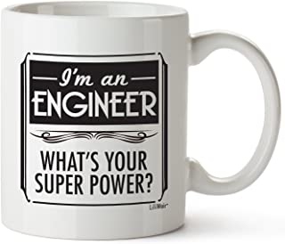 Fathers Day Gifts For Engineer Christmas Gift Boyfriend Girlfriend Birthday Engineering Women Men Engineer Funny Best Cool Gag Student Fun An Novelty Creative Students Geek School College Mugs Prime