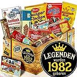 Geschenke mit Keksen / DDR Box / Legenden 1982 / Geschenke für den Mann