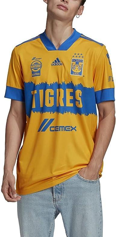 adidas Men's Tigres UANL 20/21 Home Jersey