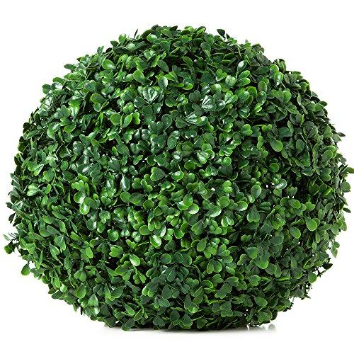 Catral 72050023 - Sfera decorativa tipo bosso comune, Verde, 28 cm