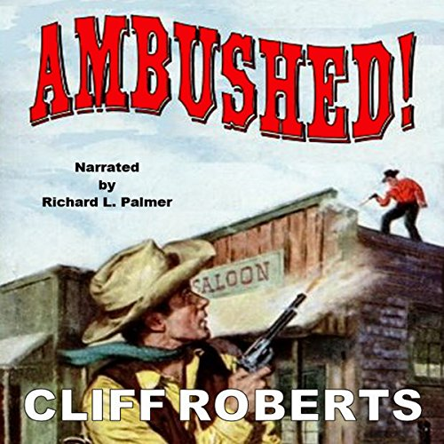 Ambushed audiobook cover art