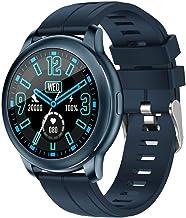 Men's Smart Watch Women's Heart Sleep Detector Fitness Tracker Watch 1.3 Inch Full Touch Screen Ip67 Waterproof Pedometer
