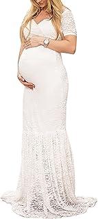Amazon Fr Robe Mariage Grossesse