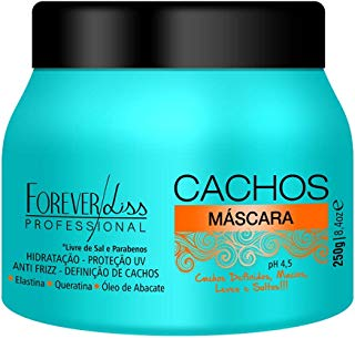 Máscara Cachos, FOREVER LISS, 250gr