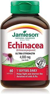 Jamieson Max Potency Echinacea 4000mg, 60 softgels
