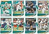2020 Panini Donruss Football Miami Dolphins Team Set 11 Cards W/Drafted Rookies Tua Tagovailoa Rookie Card. rookie card picture
