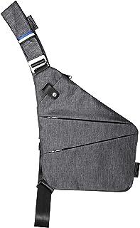 Sponsored Ad - NIID-FINO-1 Men Sling Bag Shoulder Backpack Crossbody Bag Classic Chest Bag For mens Slim Backpack Up to Cy...