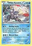 Pokemon - White Kyurem (21/124) - XY Fates Collide - Holo