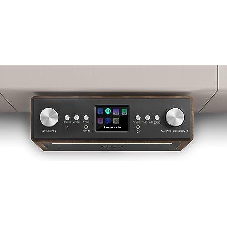 Karcher Ra 2060d B Unterbauradio Mit Cd Player Dab Ukw Radio Je 30 Senderspeicher Usb Zur Mp3 Wiedergaber Bluetooth Wecker Dual Alarm Countdown Timer Fernbedienung Heimkino Tv Video