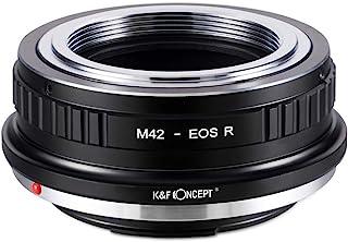 K&F Concept M42 Canon EOS R Bajonettadapter Objektiv Ring für M42 Objektiv auf Canon EOS R Mount Kamera Canon EOS RF RP