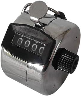 Kenko Tally Counter 手持数字圈计数器手动机械搭扣带手指环