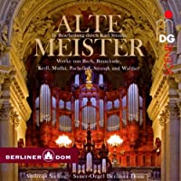 Alte Mietser- Organ Works By Bach