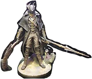 YYZZ Figurine danimation Bloodborne The Old Hunters Scène du Chasseur Statue