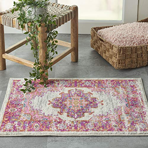 Nourison Passion Bohemian Modern/Traditional Area Rug, 22