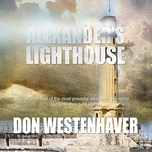 Alexander's Lighthouse audiobook cover art