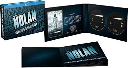 Christopher Nolan, l'intégrale : Memento + Insomnia + Le prestige + Trilogie Batman + Inception + Interstellar