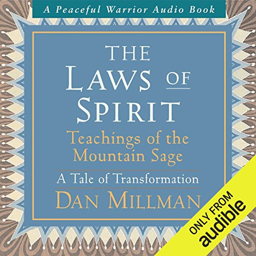 The Laws of Spirit: Teachings of the Mountain Sage (A Tale of Transformation) Titelbild