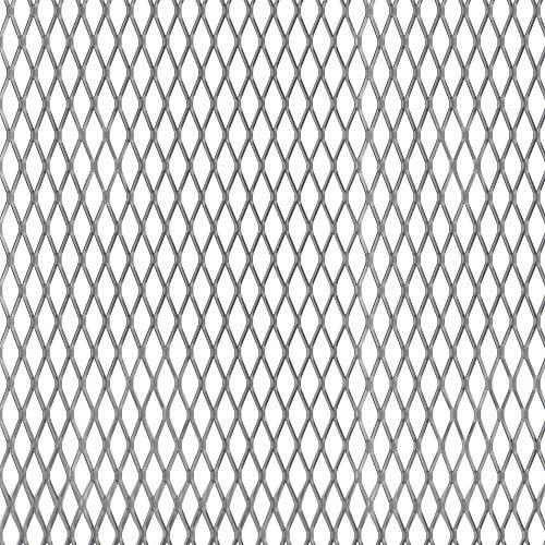 GAH-Alberts 467449 Lamiera in acciaio stirato, 250 x 500 x 2,8 mm