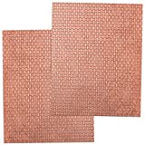 Antibakterielles Kupfer-Tape Shieldex®, 100 x 80 mm, 10