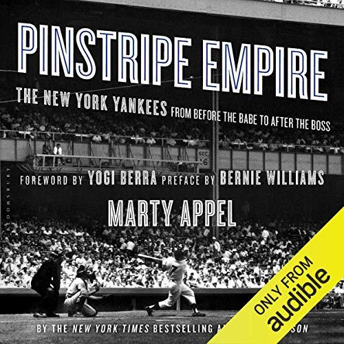 Pinstripe Empire cover art