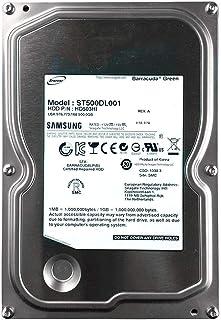 Samsung 500 GB Internal PC Hard Disk - ST500DL001