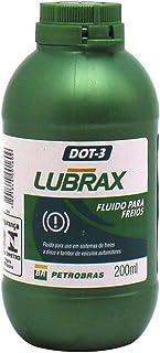 Fluido Freio Lubrax DOT 3 200ml