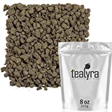 Tealyra - Imperial Ginseng Ren Shen - Oolong Loose Leaf Tea - Best Ginseng Tea - Energy Boost - Healthy Drink - Naturally Processed - 220g (8-ounce)