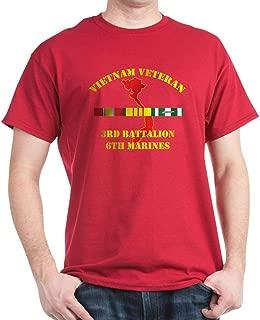CafePress 3Rd Battalion 6Th Marines T-Shirt Cotton T-Shirt