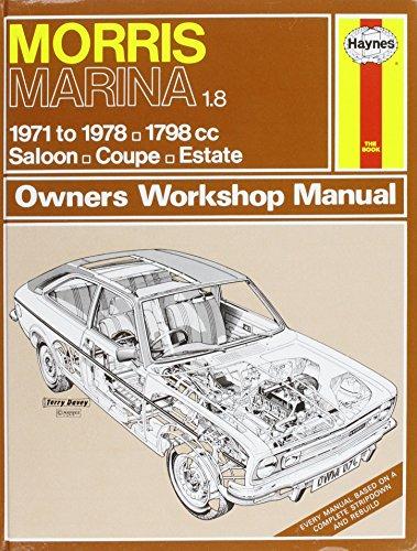 Morris Marina 1.8