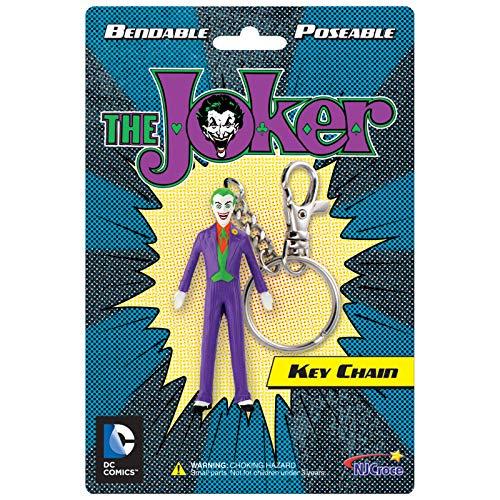 "NJ Croce The Joker Key Chain, 3"""