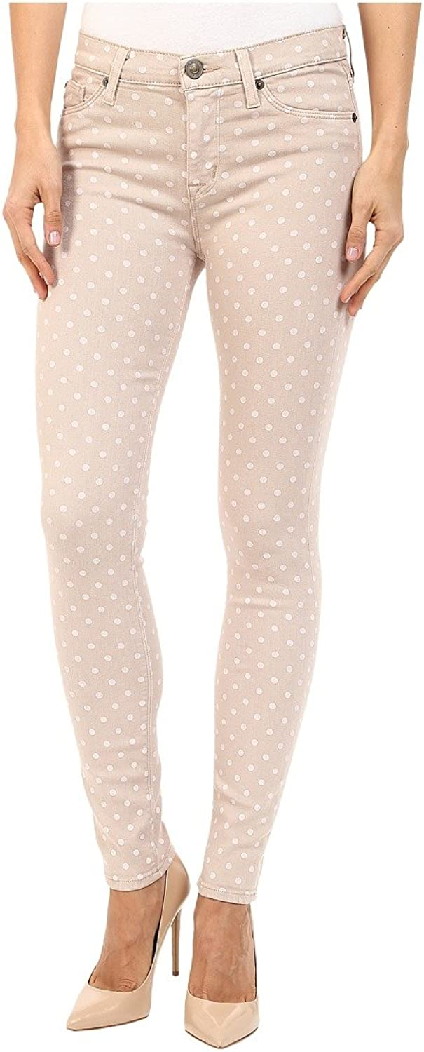 Hudson Jeans Women's Nico Ankle in Parachute Dot
